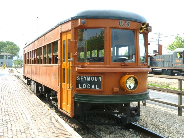 IR #65 in 2012 at the Illinois Railway Museum in Union. (Photo by David Sadowski)