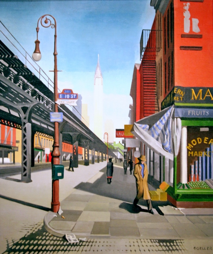 Charles L. Goeller: Third Avenue, 1934 (Photo credit: cliff1066™ / Foter.com / CC BY)