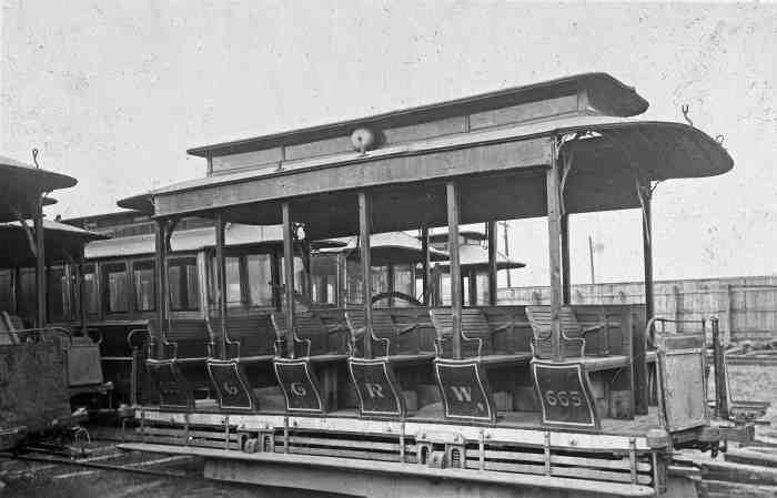 Cottage Grove Railway #665
