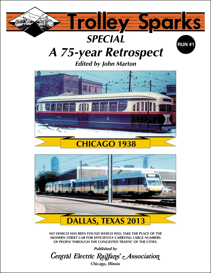 Trolley Sparks Special #1