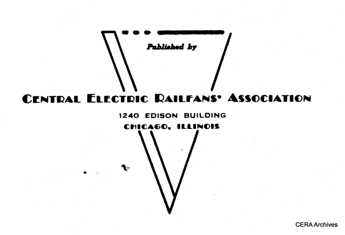 One of the first CERA logos, circa 1942.