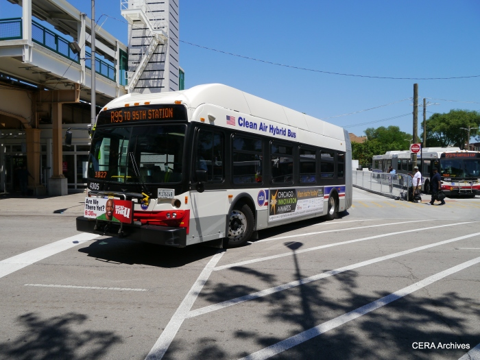 The R95 shuttle runs non-stop between Garfield on the Green Line and 95th/Dan Ryan. There are similar buses going direct to other closed Dan Ryan stations.