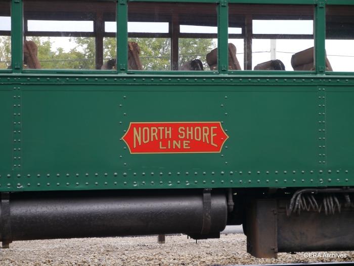The North Shore trains are looking pretty good at Union. (Photo by David Sadowski)