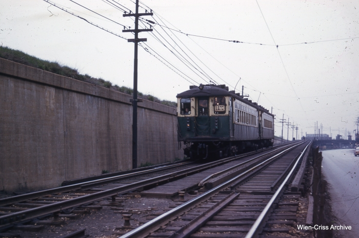 The ramp up to Laramie, October 1962. (Photo by Charles L. Tauscher, Wien-Criss Archive)
