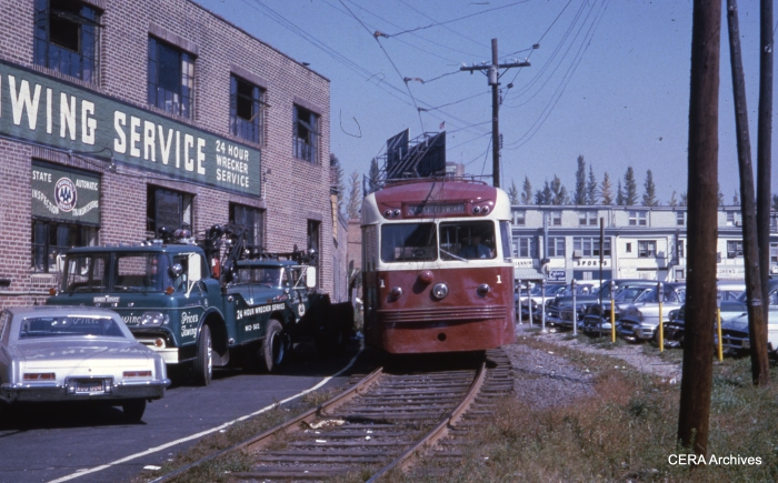 Brilliner 1 near the Ardmore terminal in December 1964. (Photographer unknown)