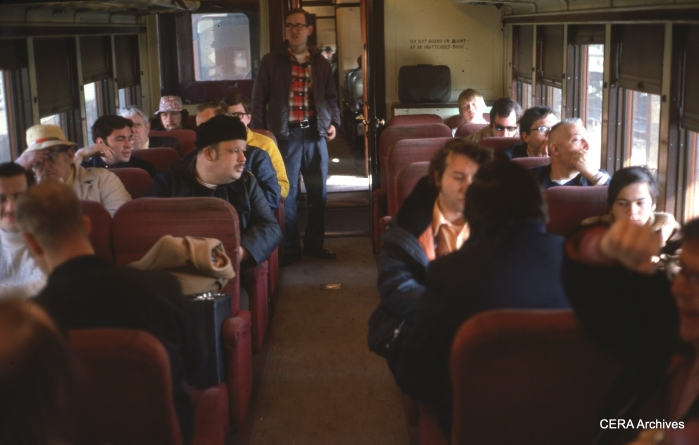 A fantrip in May 1975. (Photographer Unknown)