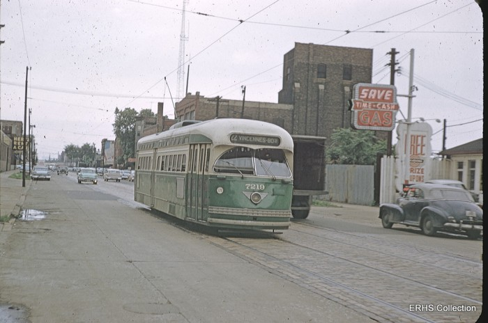 Gibson094: Somewhere on Wentworth. (Photo by Bob Gibson, ERHS Collection)