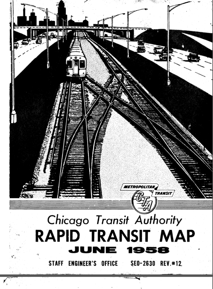 You can link to a .pdf file of the 1958 track map using the link given below.