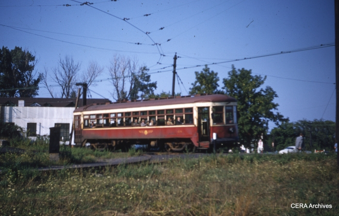 RTC 48 in 1956. (Photographer unknown - CERA Archives)