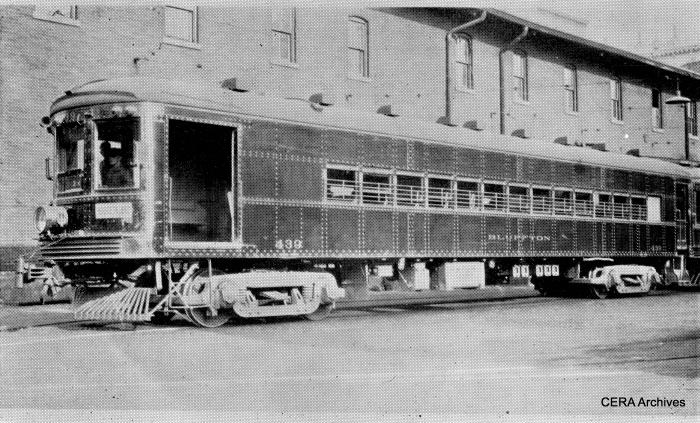 "IR 439, aka ""Bluffton."" (Barney Neuburger Photo - CERA Archives)"