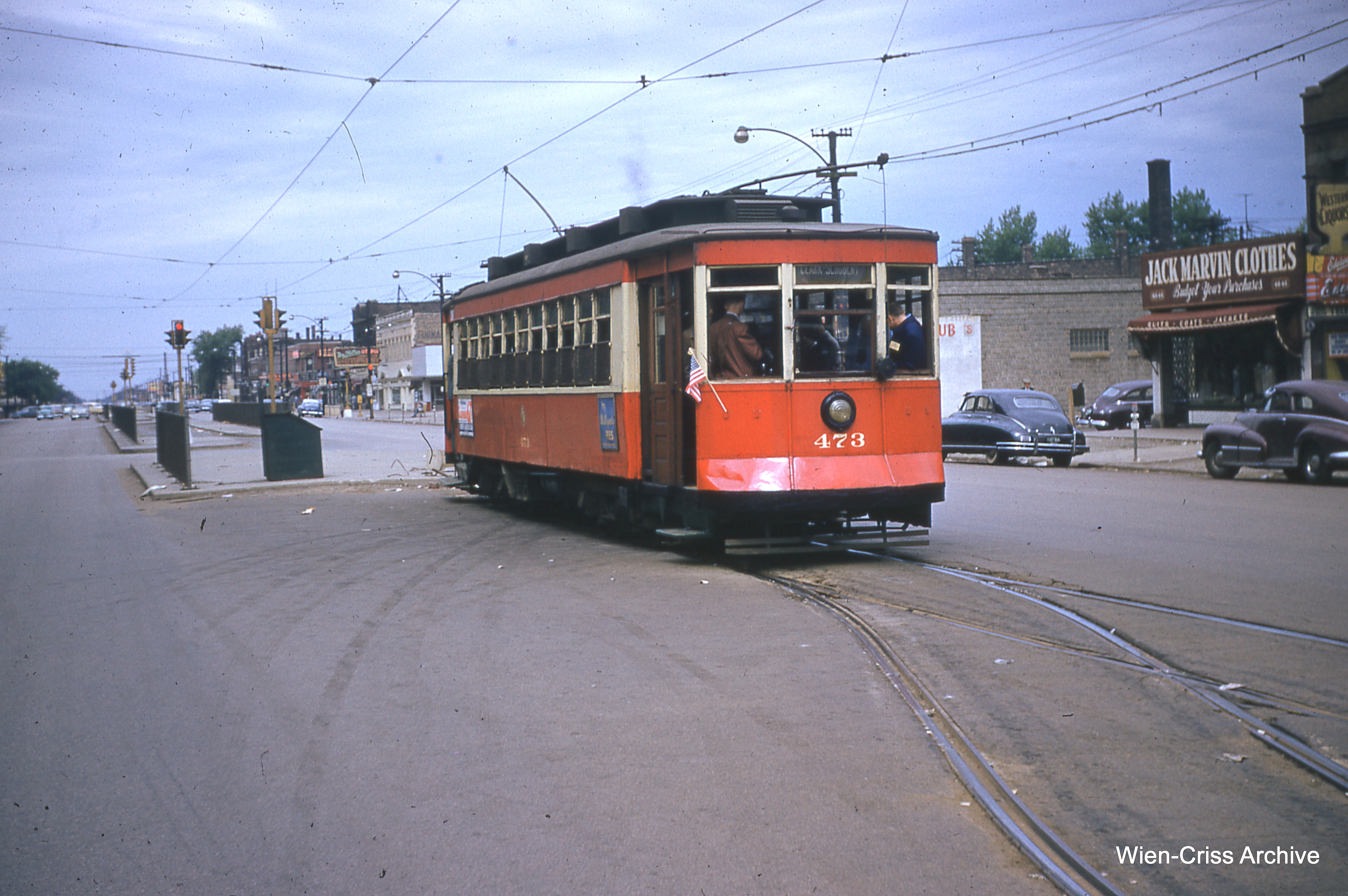 june @cera: a farewell fantrip on chicago's red streetcars – cera
