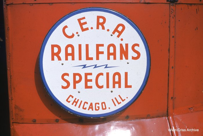 The famous CERA drumhead. (Bill Hoffman Photo - Wien-Criss Archive)